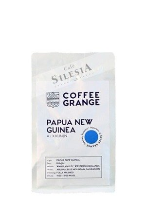 Coffee Grange Papua New Guinea 250g ziarnista