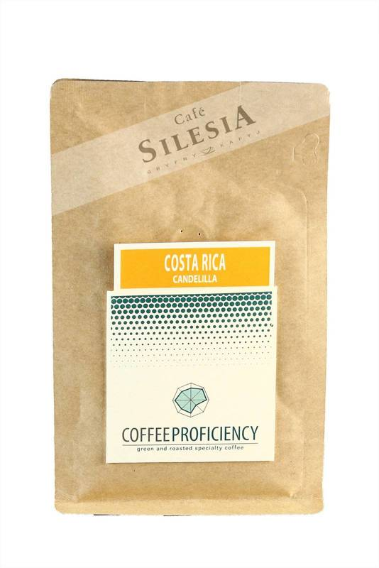 Coffee Proficiency COSTA RICA CANDELILLA 250g
