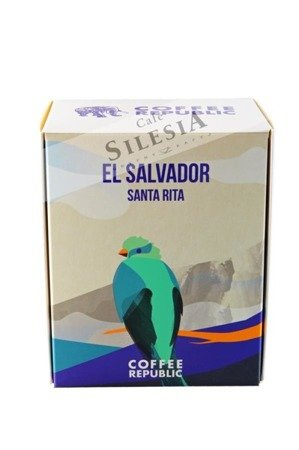 Coffee Republic EL SALVADOR SANTA RITA 250g ziarno