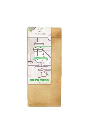 Wroasters Indonesia Gayo Toba 0,25 kg
