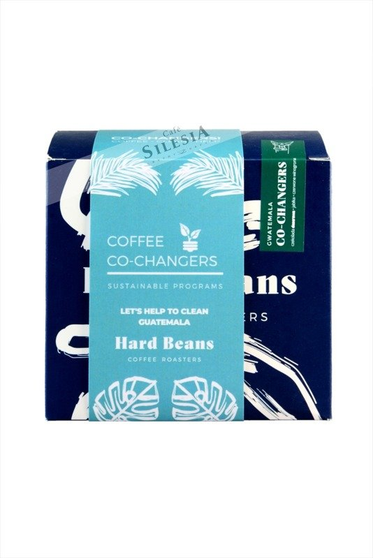 kawa Hard Beans GWATEMALA CO-CHANGERS 250g